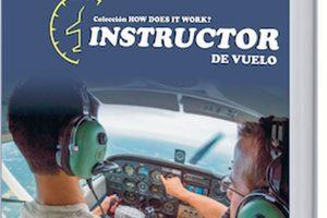 Lanzamiento del nuevo libro: HDIW Instructor de Vuelo