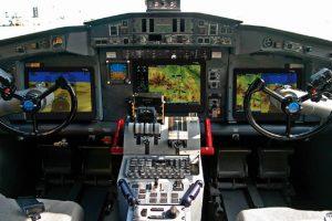 Viking lanza un programa de actualización de aviónica para la flota de Canadair CL-215T / CL-415