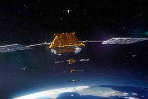 Lanzado con éxito el séptimo lote de satélites Iridium NEXT