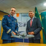 Irlanda firma un contrato por 2 C295