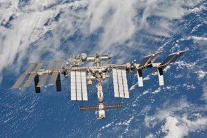 ISS, Estación Espacial Internacional