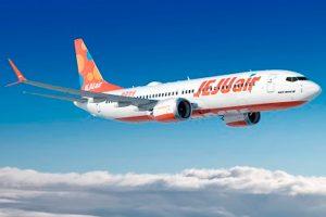 La aerolínea coreana Jeju Air realiza un pedido por hasta 50 B737MAX