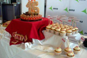 Jet2.com celebra su 15 aniversario en el Aeropuerto de Málaga-Costa del Sol