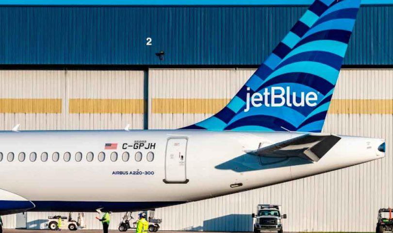 A220, JetBlue