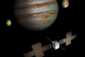 La sonda radar de Thales Alenia Space elegida para la misión Juice