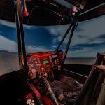 Entrol entrega un simulador K-MAX FTD Nivel 5 a Kaman Aerospace
