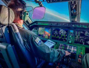 Cockpit KC-390