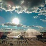 Brasil recibe el tercer KC-390