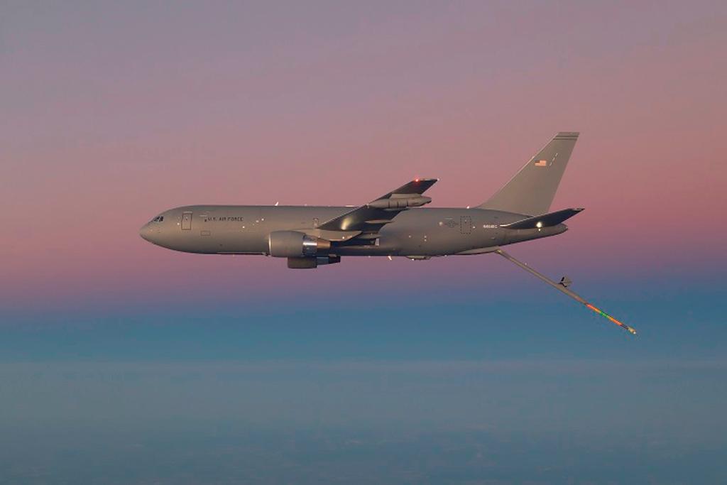 KC-46, Boeing, avión cicterna, cisterna, avión tanquero, avión