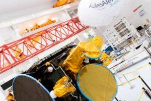 Lanzado con éxito el satélite de telecomunicaciones KOREASAT-5A
