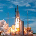 Lanzado con éxito el segundo satélite de la SpaceDataHighway a bordo de un Ariane 5