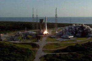 Perseverance, Atlas V, NASA