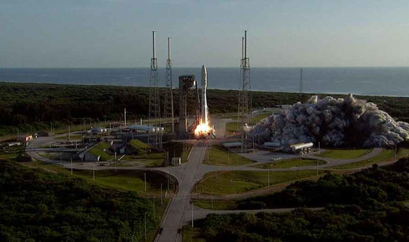 Perseverance, Atlas V, NASA