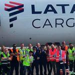 Latam Cargo inaugura ruta entre Copenhague y Latinoamérica