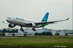 Primer vuelo de LEVEL operado desde París