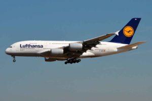 A380, Lufthansa