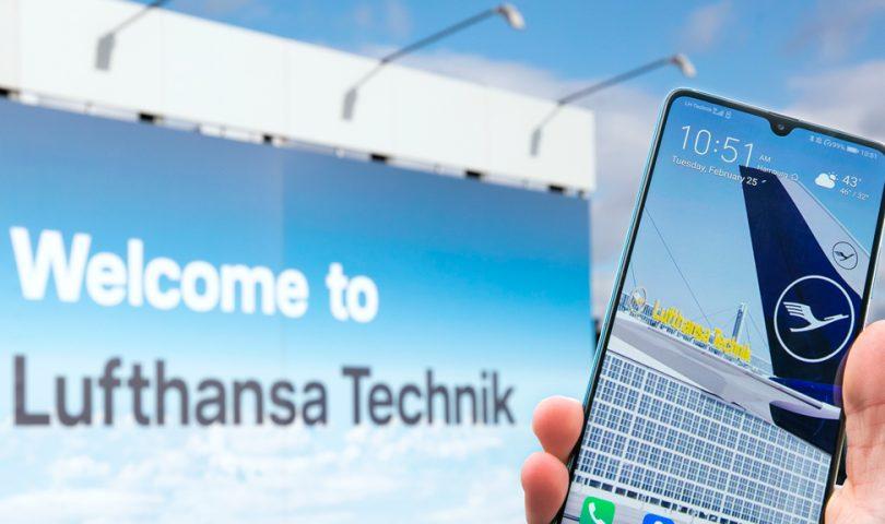 Lufthansa, Lufthansa Technik, 5G