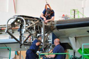 Binter Formación lanza la segunda edición del Ciclo Formativo de Grado Superior de Mantenimiento Aeromecánico