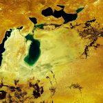 El satélite Proba-V muestra la magnitud de la catástrofe ecológica en el Mar de Aral