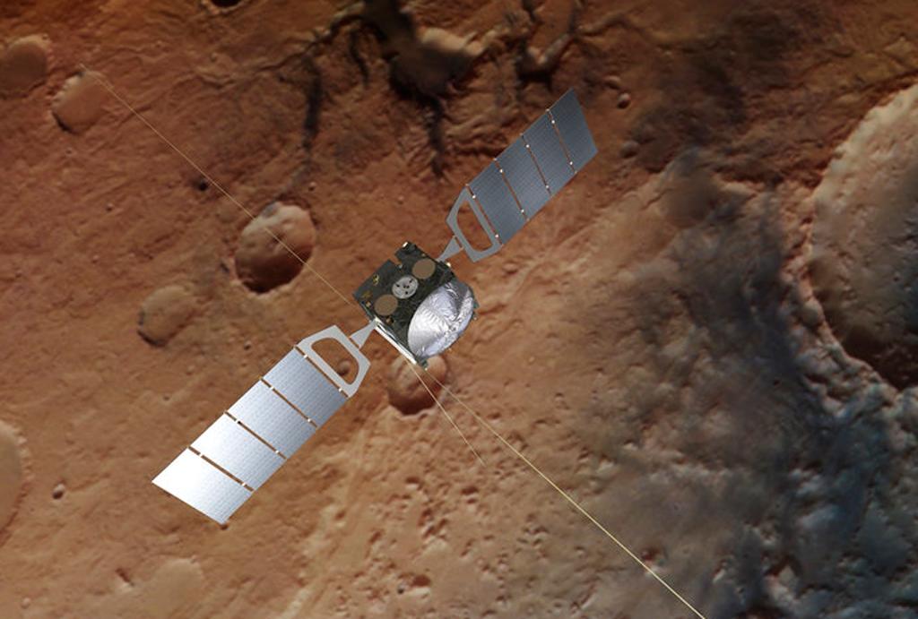 Marss Express