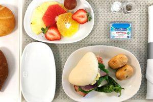 Air Europa renueva los menús a bordo de Martín Berasategui
