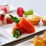 Nueva experiencia gastronómica a bordo para los pasajeros Premium de Qatar Airways