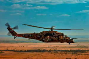 Mi-35P, Russian Helicopters