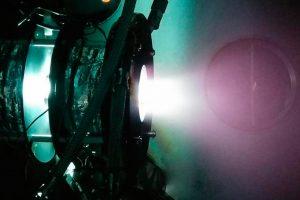 La ESA promueve una nueva fase de desarrollo del motor de plasma helicón