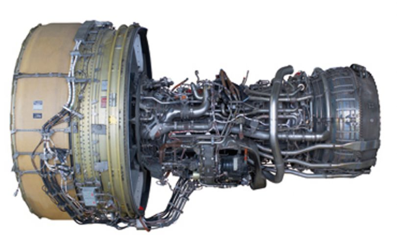 MTU, Motor, Turbina, F138