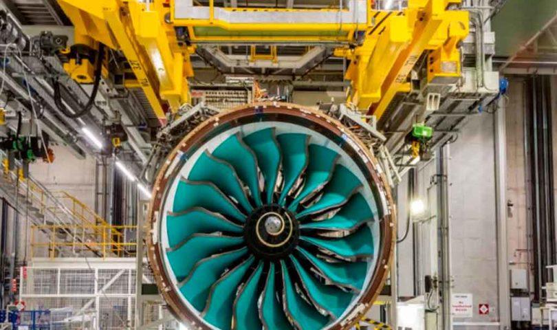Motor Ultrafan, Rolls Royce, Turbina, Motor de Avión