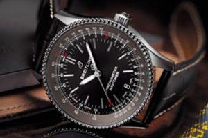 Breitling presenta en la feria BaselWorld 2018 sus relojes para pilotos