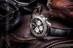 Breitling presentó su nueva colección Navitimer 8