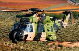 Leonardo establecerá un centro de reparación y revisión para helicópteros en Australia