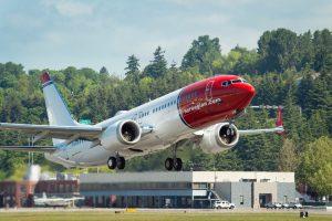 Boeing entrega los dos primeros 737MAX8 a Norwegian