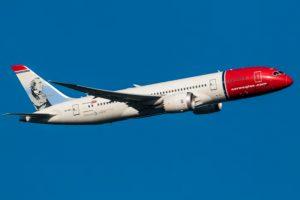 Norwegian lidera el tráfico entre Barcelona y Estados Unidos