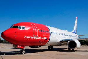 Norwegian inicia sus vuelos de cabotaje en la Argentina
