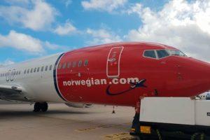 Segundo B737-800 para la filial argentina de Norwegian