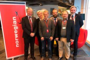 Norwegian y el SEPLA firman un convenio colectivo
