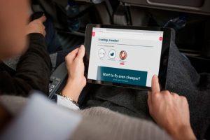 Norwegian lanza Wi-Fi gratis en vuelos intercontinentales