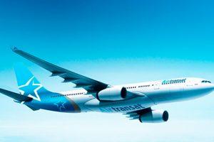 Air Transat celebra su 30 aniversario con nuevo diseño