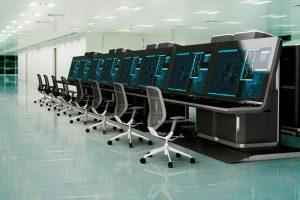 ENAIRE modernizará las posiciones de trabajo de los controladores aéreos