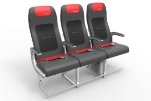 Lufthansa Group presenta los nuevos asientos para su familia de Airbus A320