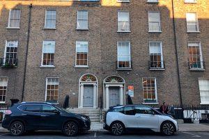 Oficina de MTU en Dublin