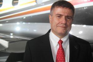 Marco Tulio Pellegrini es designado nuevo CEO de OGMA