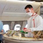 Emirates reabre el Onboard Lounge y el Shower Spa a bordo del A380