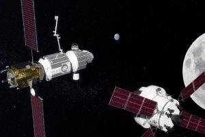 Thales Alenia Space liderará el estudio de dos elementos del orbitador lunar