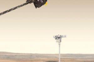 ExoMars presagia un alto riesgo de radiación para los astronautas en Marte