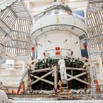 Orion completa con éxito una importante serie de prueba