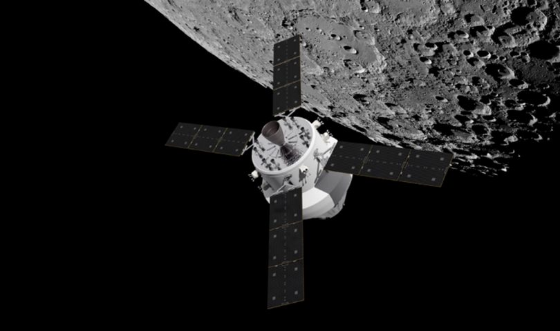 Orion, ESA, NASA