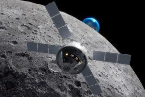 Nave Orion de la NASA